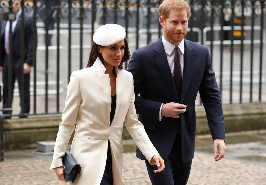Meghan si Harry 1